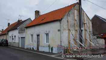 À Berck, une maison abandonnée devient propriété de l'État - La Voix du Nord