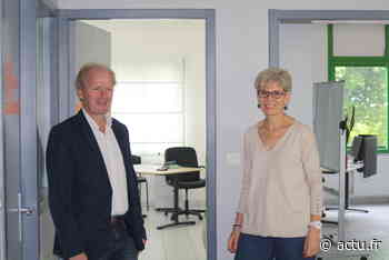 Déjà du monde au nouvel espace de coworking de Machecoul-Saint-Même ! - Le Courrier du Pays de Retz