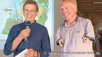 Behindertensportler in Wildberg - Botschaft von Matthias Berg lautet Mach was draus - Schwarzwälder Bote