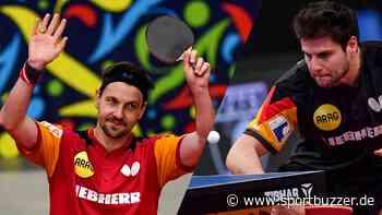 Tischtennis-Sorgen kurz vor Olympia: Timo Boll verletzt, auch Dimitrij Ovtcharov angeschlagen - Sportbuzzer