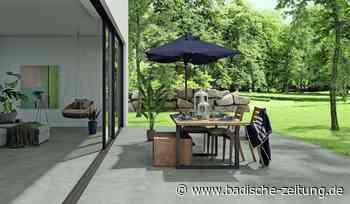 Entspanntes Draußensein - Haus & Garten - Badische Zeitung