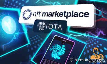 IOTA (MIOTA) Launches Feeless NFT Marketplace   BTCMANAGER - BTCMANAGER