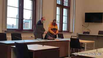Prozess wegen Totschlags in Halle: Mann aus Naumburg nach Tod eines Kleinkindes vor Gericht - MDR