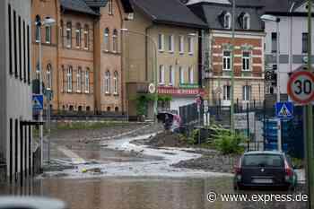 Unwetter in NRW: Überflutungen sorgen für Chaos, Frau fast ertrunken - Express.de