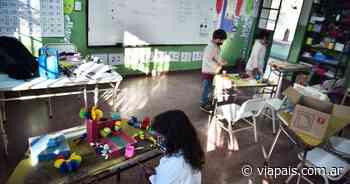 Desvalijaron otra escuela de Villa Mercedes el fin de semana - Vía País
