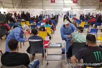 En Villa Mercedes se vacunó a más de 2.300 vecinos - Agencia de Noticias San Luis