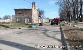 Un motociclista murió en un choque en Villa Mercedes - El Diario de la República