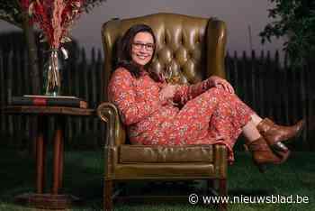 Van de balie naar de antiek: Goedele (31) gooit haar toga over de haag en start eigen pop-up