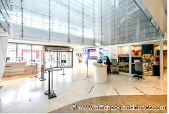 Inauguration du nouveau Centre administratif d'Issy-les-Moulineaux - Affiches Parisiennes