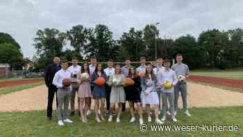 Waldschule Schwanewede: Sport-Pilotprojekt erfolgreich abgeschlossen - WESER-KURIER - WESER-KURIER