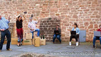 Neue Produktion auf Schlossbühne - Wetterauer Zeitung