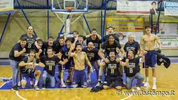 Basket, il College Borgomanero torna in serie B ma con il brivido a Messina - La Stampa