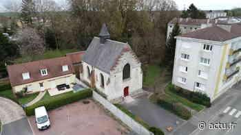 Grandvilliers : un chantier insertion prévu à la chapelle Saint-Jean - actu.fr