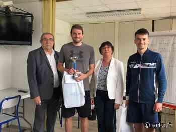 Open de tennis de Grandvilliers : deuxième succès de suite pour Romain Octau - Le Réveil de Neufchâtel