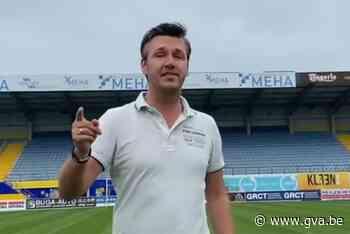 Romeo Davy Gilles maakt nieuw clublied voor KVC Westerlo - Gazet van Antwerpen