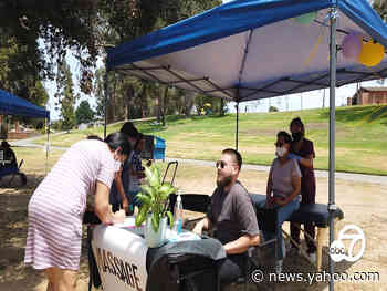 Wellness fair in Inglewood emphasizes importance of self-care - Yahoo News