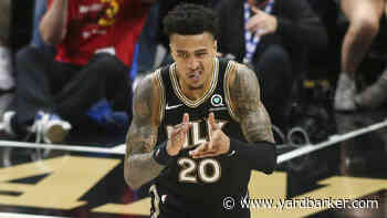 Report: Hawks restricted free agent John Collins drawing interest from multiple teams