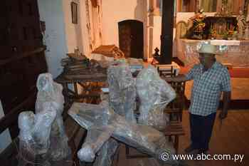 Organizan rifa para proteger reliquias jesuitas históricas e invaluables de San Joaquín - Nacionales - ABC Color