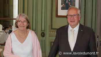 Lambersart : 50 ans après, Marie-Paule et Francis Lemaire de retour à la mairie - La Voix du Nord