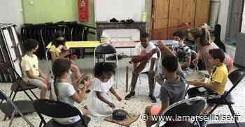 Aubagne : des vacances apprenantes pour les enfants au Charrel - Journal La Marseillaise