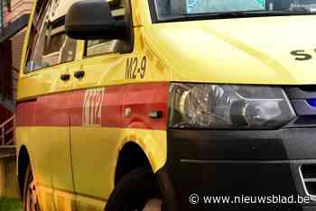 Twee gewonden bij botsing in Gingelom (Gingelom) - Het Nieuwsblad