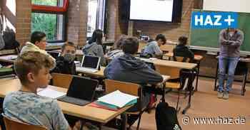 Wunstorf: Lehrergeräte kommen bis zum Beginn des Schuljahrs - Hannoversche Allgemeine