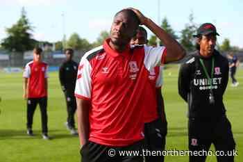 LIVE: Middlesbrough 1-0 Bishop Auckland (Pre-season friendly)