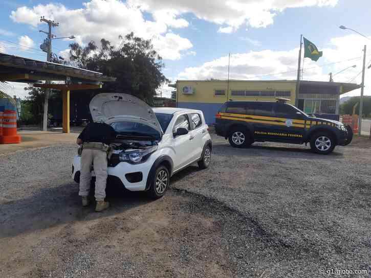 Motorista suspeito de abastecer carro sem pagar é apreendido em Serra Talhada - G1