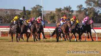 Lightning strikes at Kalgoorlie-Boulder Racing Club - The West Australian