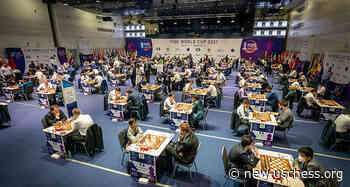 Americans Begin 2021 FIDE World Cup and Women's World Cup in Sochi, Russia - uschess.org