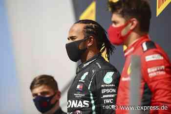 Formel 1: Lewis Hamilton kritisch vor Sprint-Premiere in Silverstone - Express.de