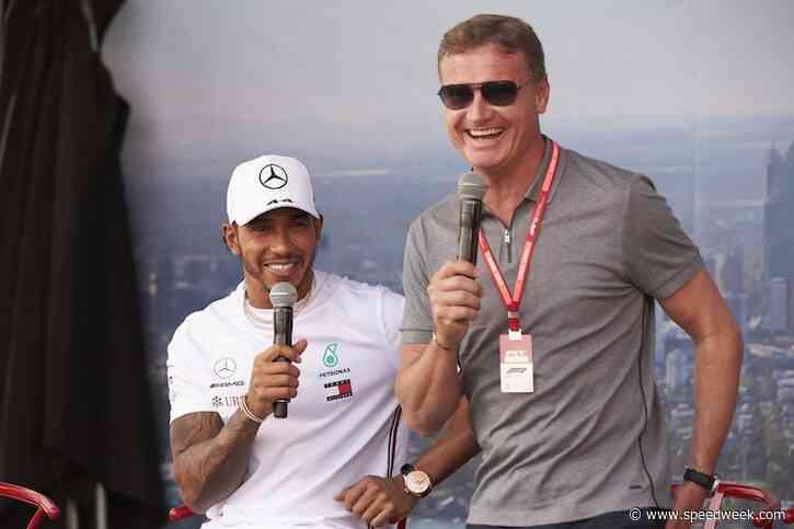 David Coulthard: «Das ist ein anderer Lewis Hamilton» - SPEEDWEEK.COM