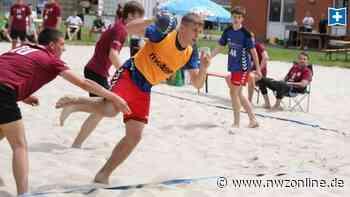 Beachhandball-Turniere in Jever: A-Jugendliche wirbeln mächtig Staub auf - Nordwest-Zeitung