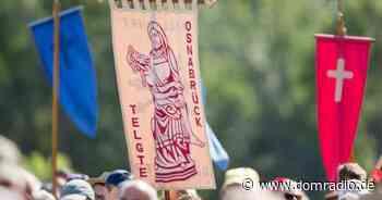 Kleine Pilgergruppen unterwegs zum Wallfahrtsort Telgte | DOMRADIO.DE - DOMRADIO.DE