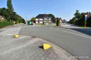 Kruispunt aan Bernardusschool wordt verkeersveiliger (Bornem) - Gazet van Antwerpen Mobile - Gazet van Antwerpen