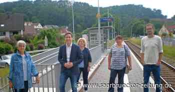 SPD Blieskastel begrüßt mögliche Reaktivierung der Bahnstrecke - Saarbrücker Zeitung