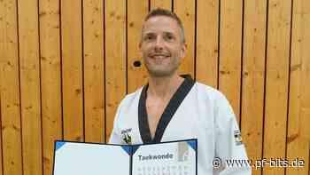 Timo Böhr erreicht 6. Dan im Taekwondo – PF-BITS - PF-BITS - Bits & Bytes aus Pforzheim