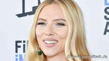 Nach Baby-Gerüchten: Scarlett Johansson spricht über Tochter - Promiflash.de