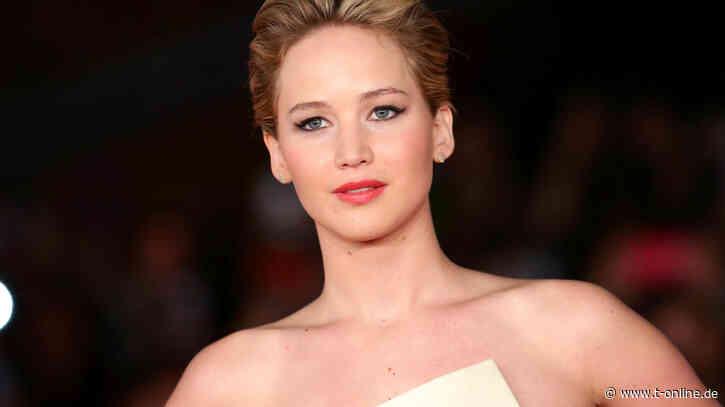 """Jennifer Lawrence: """"Ich denke mir oft, so kann ich nicht leben"""" - t-online"""