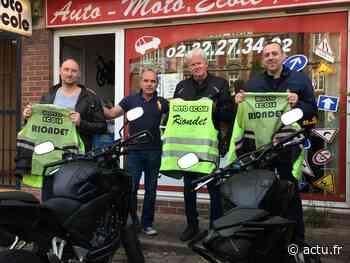 Eure. 2021, une année record pour le permis moto à Gisors - actu.fr