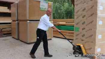 Baustoffmangel in Oberspreewald-Lausitz: So wirkt sich die Holz-Krise in Senftenberg aus - Lausitzer Rundschau