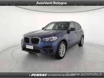 Vendo BMW X3 xDrive20d Business Advantage usata a Casalecchio di Reno, Bologna (codice 9333716) - Automoto.it