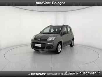 Vendo Fiat Panda 1.2 Lounge usata a Casalecchio di Reno, Bologna (codice 9323615) - Automoto.it