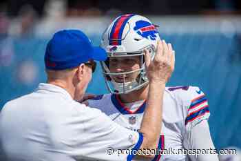 Jim Kelly expects Josh Allen eventually to surpass everything he did with Bills