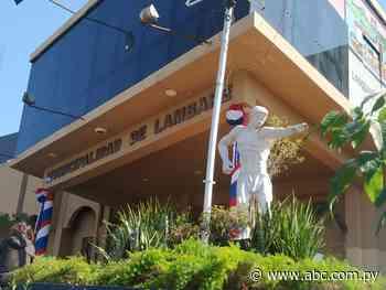 Municipalidad de Lambaré: Administración saliente deja US$ 2,6 millones en las arcas, afirman - Nacionales - ABC Color