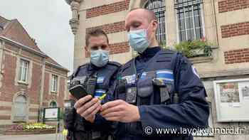 À Vendin-le-Vieil, le nouvel acolyte de la police municipale s'appelle... Waze - La Voix du Nord