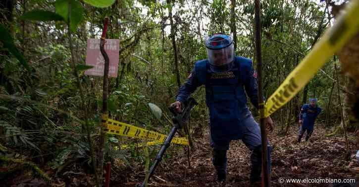 Avanza el rescate del indígena herido por mina antipersonal en Murindó - El Colombiano