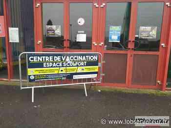 Maubeuge : cohue et tensions ce matin au centre de vaccination de l'espace Sculfort - L'Observateur