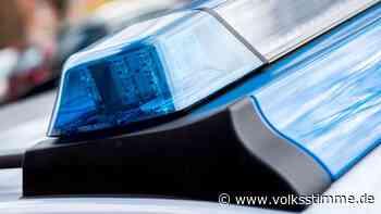Zwei Männer stehlen in Halberstadt Lebensmittel und widersetzen sich der Polizei - Volksstimme