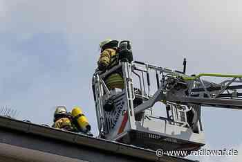 Gasaustritt im Mehrfamilienhaus in Sendenhorst: Feuerwehr rückt aus - Radio WAF